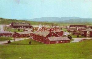 CHAPEL AND VIEW OF STEWART AFB, NEWBURGH, N.Y.