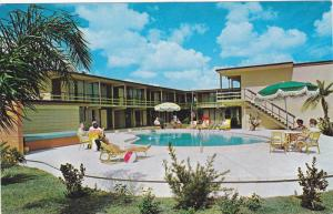 Swimming Pool,  Regal Motel, Clearwater,  Florida,  40-60s