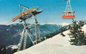 Grouse Mountain Skyride, North Vancouver, British Columbia, Canada, 40-60´s