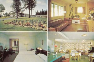 FREDERICTON , New Brunswick , Canada , 50-60s ; Wandlyn Motels