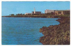 Sea Shore Of Santo Domingo, Dominican Republic, 1940-1960s