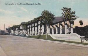 Missouri Kansas City Colonnade At The Paseo