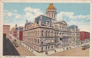 Maryland Baltimore City Hall