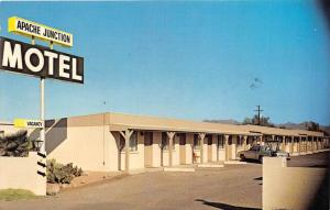 Arizona   Apache Junction  Apache Junction Motel