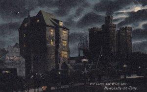 NEWCASTLE ON TYNE , England , 1900-10s ; Old Caste & Black Gate