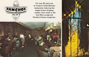 TUCSON , Arizona , 40-50s ; Pancho's Restaurant