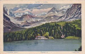 Tatry - Tatra, Popradske jazero, Popradi 16, Ropper - See, Czech Republic, 00...