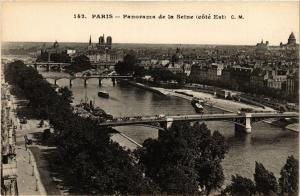 CPA Paris 6e Paris-Panorama de la Seine (312260)