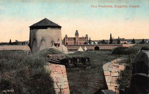 Fort Frederick, Kingston, Ontario, Canada, Early Postcard, Unused