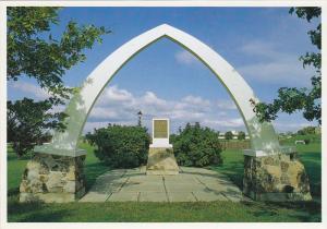International Friendship Gardens (Symbolic Arch), Chapples Park, Thunder Bay,...