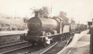 NER Q6 Class 0-8-0 No 63374 Vincent Raven Train Photo