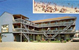 RI - Misquamicut. Sandy Shore Motel