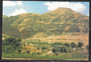 Israel, Jerico, Mount of Temptation, unused