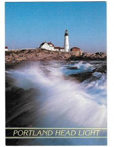 Portland Maine Head Light Cape Elizabeth, Maine  4 by 6