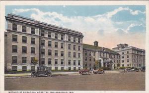 Indiana Indianapolis Methodist Episcopal Hospital