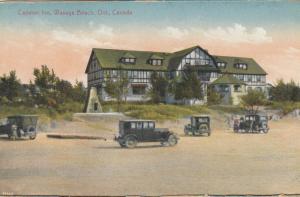 WASAGA BEACH , Ontario , Canada , 1900-10s ; Capstan Inn