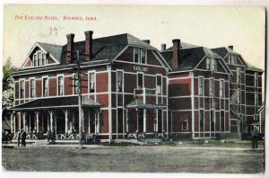 Earling Hotel, Spencer Iowa