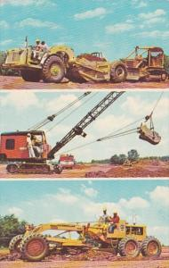 North Carolina Charlotte National School Of Heavy Equipment Operation