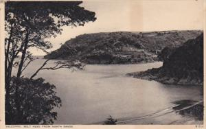 England Salcombe Bolt Head From North Sands