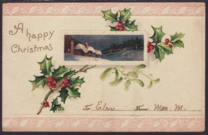 A Happy Christmas,Holly,Scene