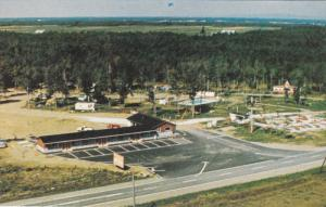 Motel Camping Kennedy Enr., St. Isidore, Cte Dorch, Quebec, Canada, 40-60s