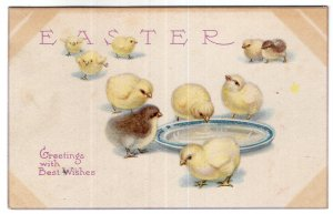 Easter Greetings with Best Wishes