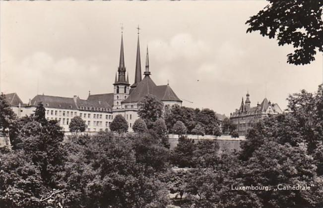 Luxembourg The Cathedral Photo