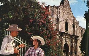 TX - San Antonio, The Alamo