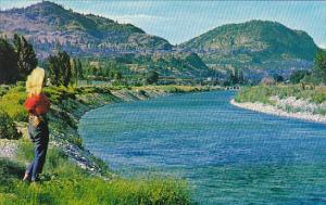 Canada Oliver Canal British Columbia