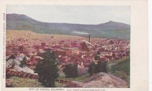 Bird's eye view of the City of Victor,  Colorado, 00-10s
