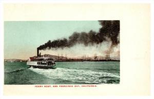 11399  Ferry Boat San Francisco Bay CA