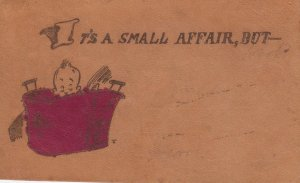LEATHER ; It's a small Affair, But-- , 1907