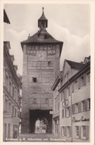 RP, Schnetztor Mit Hussenhaus, Konstanz a. B., Germany, 1920-1940s