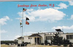 Greetings from AVALON Yacht Club, New Jersey, 40-60s