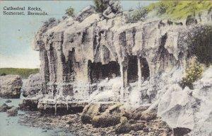 Cathedral Rocks , SOMERSET , Bermuda , PU-1937