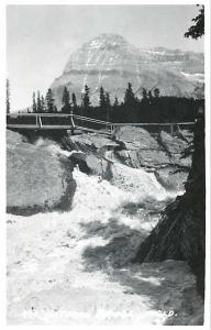 RPPC of Natural Bridge near Field British Columbia BC
