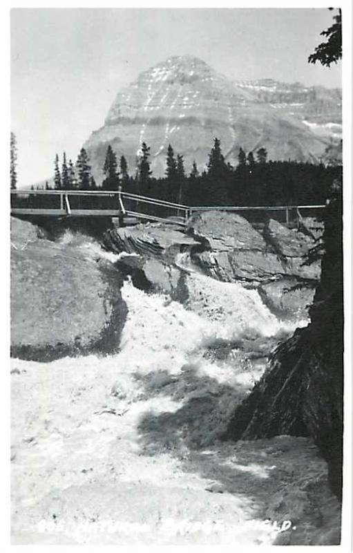 RPPC of Natural Bridge near Field British Columbia BC