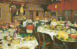Illinois Chicago Club El Bianco Restaurant Dining Room