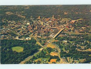 Pre-1980 AERIAL VIEW Greenville South Carolina SC AC9467