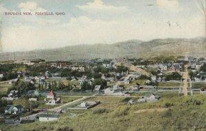 POCATELLO , Idaho , 00-10s ; Bird's Eye View