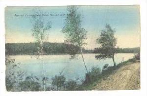 Cunningham Pond, Peterborough, New Hampshire, 00-10s