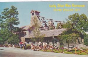 Missouri Branson Silver Dollar City Lucky Silver Mine Restaurant