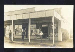 RPPC DEMING NEW MEXICO OPTICAL STORE PHOTOGRAPHER REAL PHOTO POSTCARD