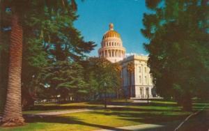 State Capitol Building Sacramento California 1963