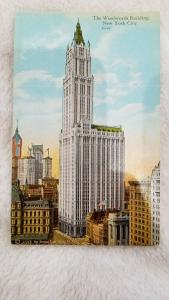The Woolworth Building, New York City, 50860