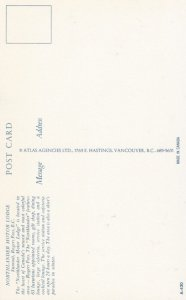 ROGERS PASS , B.C. , Canada, 1950-60s ; Northlander Motor Lodge