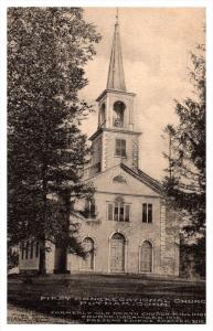 Connecticut  Putnam   First Congregational  Church