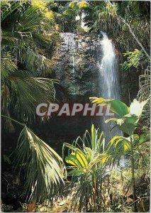 Postcard Modern Vallee de Male Praslin Seychelles