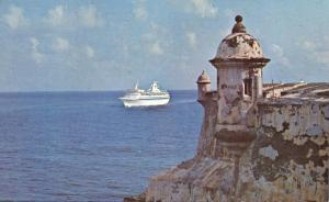Royal Caribbean Cruise Liner - San Juan PR, Puerto Rico