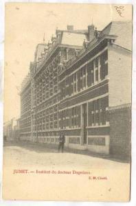 Institut Du Docteur Dogniaux, Jumet (Hainaut), Belgium, 1900-1910s